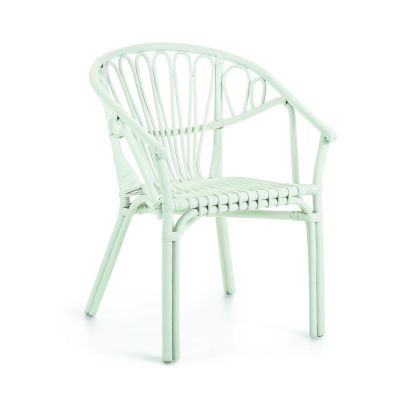 GARDEN CHAIR MILO WHITE