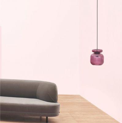 LAMPA STO£OWA maiko fioletowa bolia