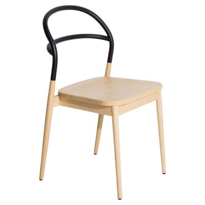 krzes³o dojo czarne Petite Friture