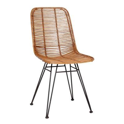 krzes³o rattanowe studio naturalne HUbsch
