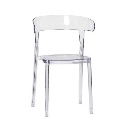 krzes³o z tworzywa transparentne HUbsch