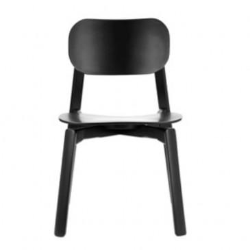 Krzes³o Bark Chair Normann Copenhagen Black