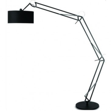 FLOOR LAMP MILANO XL BLACK IT S ABOUT ROMI