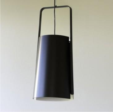 LAMPA WISZ¡CA LEAF S BLACK