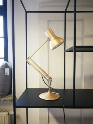 LAMPA BIURKOWA TYPE 75 MINI METALLIC GOLD ANGLEPOISE