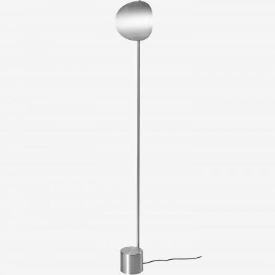 lampa pod³ogowa Callas wysoka srebrna Bolia