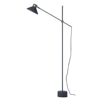 LAMPA PODŁOGOWA MR ciemnoniebieska FRANDSEN