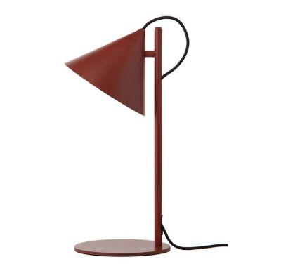 LAMPA STOŁOWA BENJAMIN CZERWONA FRANDSEN