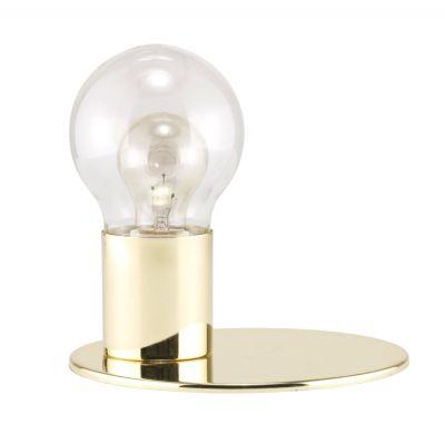 lampa sto³owa glow przezroczysta-mosi±dz bolia