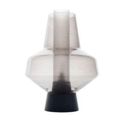LAMPA STO£OWA METAL GLASS 2 SZARA DIESEL&FOSCARINI