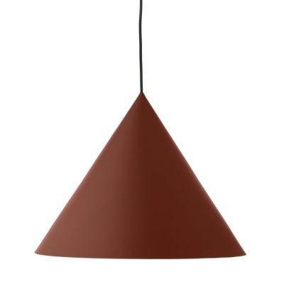 LAMPA WISZ¡CA BENJAMIN 30 CM CZERWONA FRANDSEN