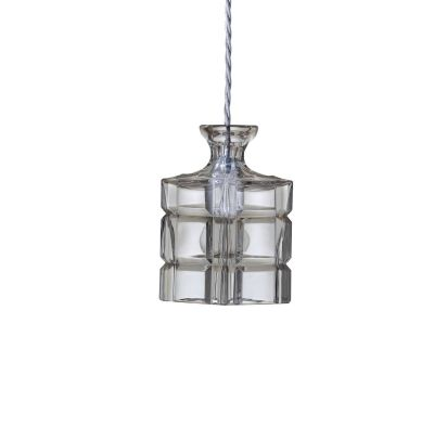 HANGING LAMP CLYDE CRYSTAL EBB&FLOW