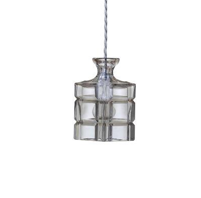 LAMPA WISZ¡CA CLYDE CRYSTAL EBB&FLOW