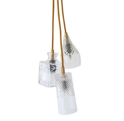 LAMPA WISZĄCA CRYSTAL GROUP 3 EBB&FLOW