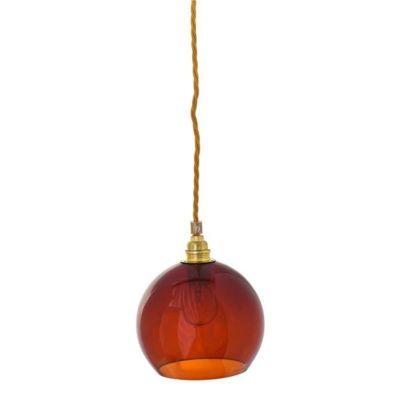 HANGING LAMP ROWAN RUST EBB & FLOW