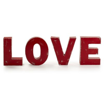 LITERY DEKORACYJNE LOVE LA FORMA