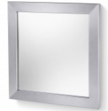 ZENTA lustro 40x40 cm ZACK