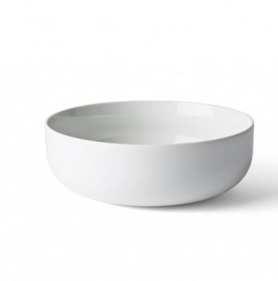 NEW NORM BOWL 17,5 CM WHITE MENU
