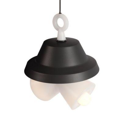 MISTRAL PENDANT LAMP BLACK SPELL