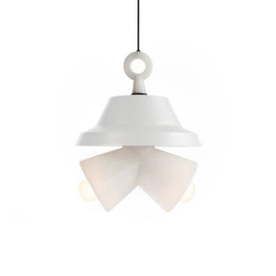 MISTRAL PENDANT WHITE LAMP SPELL