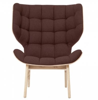 MAMMOTH MOCCA ARMCHAIR NORR 11