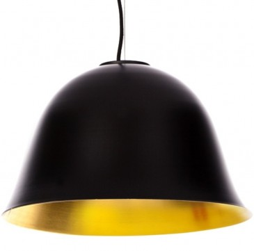 LAMPA WISZ¡CA CLOCHE TWO CZARNA MOSI¡DZ NORR 11