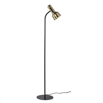 LAMPA PODŁOGOWA FLEX MOSIĄDZ FRANDSEN