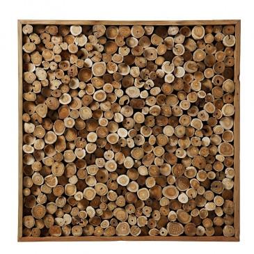 PICTURE PUZZLE TEAK 100x100