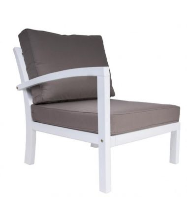 ARMCHAIR SICILY WITH THE RIGHT BACKREST