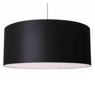 ROUND BOON BLACK PENDANT LAMP