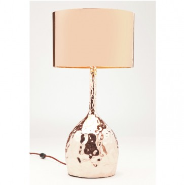 LAMPA STO£OWA  RUMBLE COPPER 59 KARE DESIGN
