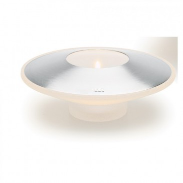 PURE TEALIGHT CANDESTICK BLOMUS