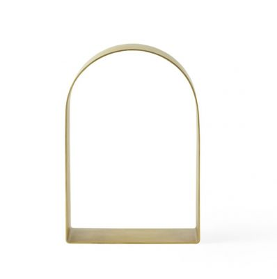 DECORATIVE FRAME SHRINE BRASS S MENU