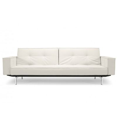 SOFA ROZK£ADANA SPLITBACK Z POD£OKIETNIKAMI WHITE INNOVATION