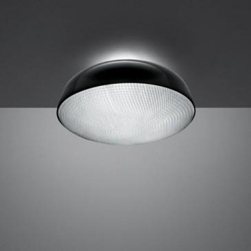 SPILLI BLACK CEILING LAMP ARTEMIDE