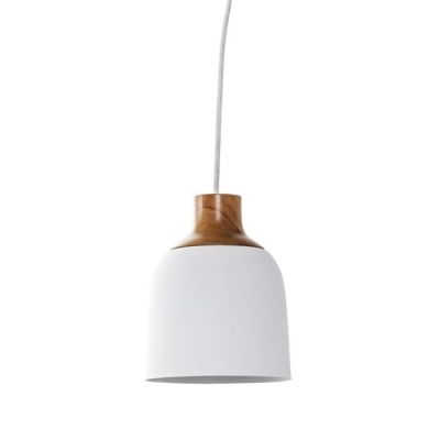 LAMPA WISZĄCA WHITE OAK WHITE CORD BLOOMINGVILLE