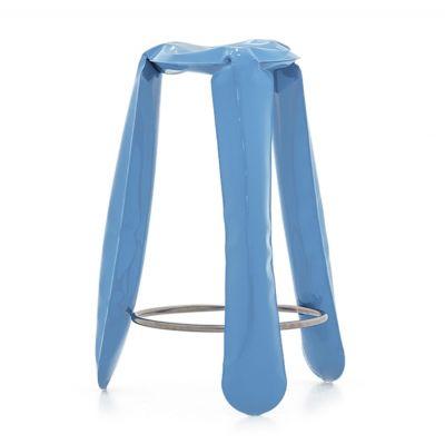 PLOPP BAR STOOL BLUE ZIETA