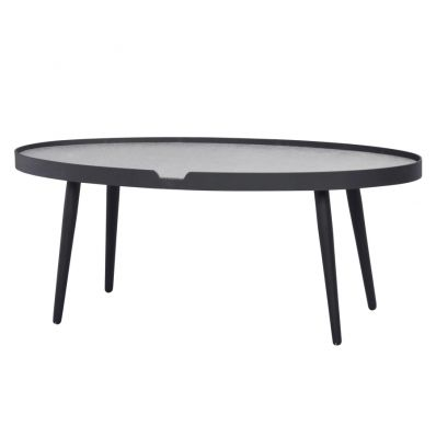 CALVIN COFFEE TABLE OVAL