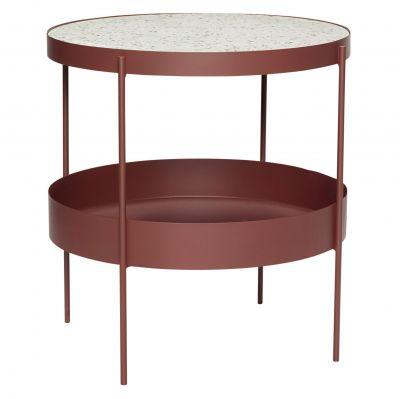 stolik kawowy terrazzo hubsch