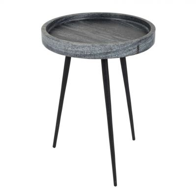 TUDO SIDE TABLE GREY