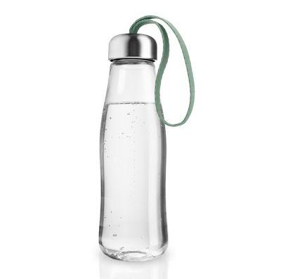 szklana butelka wyblak³a zieleñ eva solo