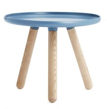 Stolik Tablo Table Small Normann Copenhagen Blue