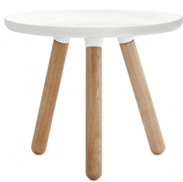 Stolik Tablo Table Small Normann Copenhagen White