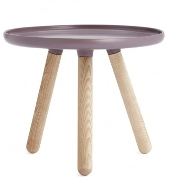 Stolik Tablo Table Small Normann Copenhagen Warm Grey