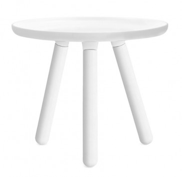 Stolik Tablo Table Small Normann Copenhagen White/White