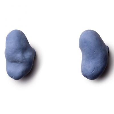 wieszak TUBERCULE 2 szt. niebieski Petite Friture