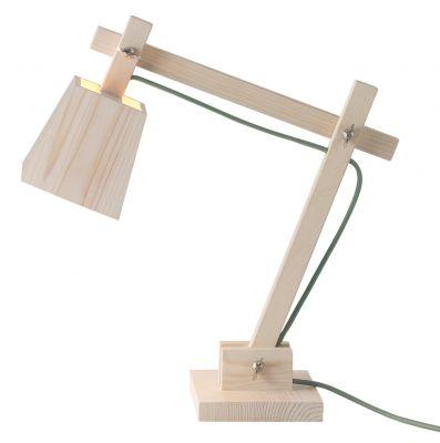 LAMPA STO£OWA WOOD LAMP MUUTO