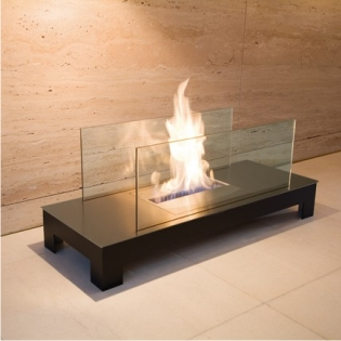 BIOKOMINEK FLOOR FLAME