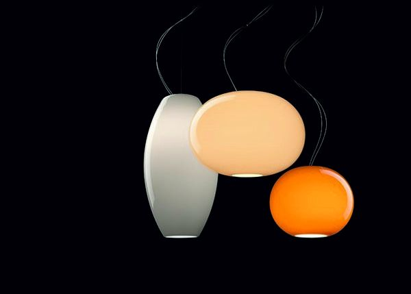 LAMPA WISZĄCA BUDS 1 bianco caldo FOSCARINI