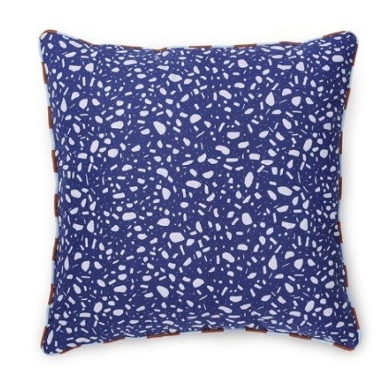 poduszka posh true blue normann copenhagen